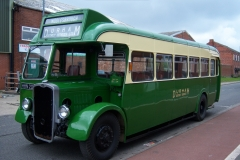 Preserved_Durham_District_Services_bus_DB216_(HHN_202)_1947_Bristol_L5G_ECW,_2012_Teeside_Running_Day_(3)