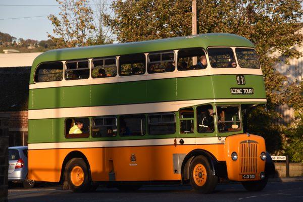 daimlercvg6,halifaxcorporation,halfcab,preserved,bus,halifaxbus,keighleybusmuseum