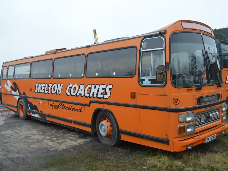 leyland,leopard,plaxton,supreme,skelton,coaches,east,cleveland