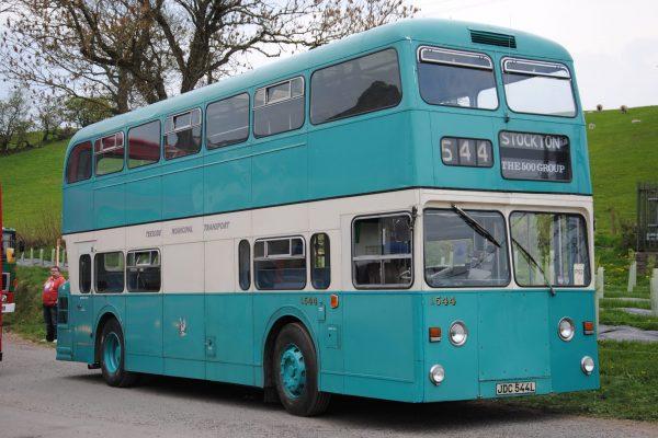 JDC544L,daimlerfleetline,daimler,leylandengined,teessidemunicipaltransport,tmt,middlesbroughbus,stocktonbus,