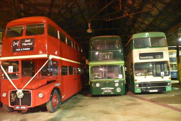keighleybusmuseum,preservedbuses,vintagebuses,londonroutemaster,westyorkshirepte,preserved