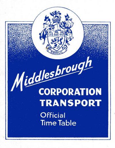 Middlesbrough Corporation Transport