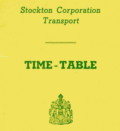 Stockton Corporation Transport